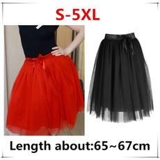 summer skirt, Lolita fashion, Waist, tutuskirt