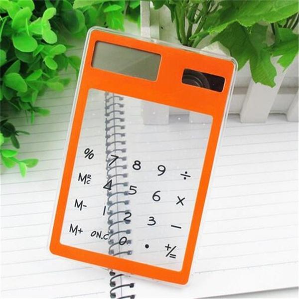 Mini, Touch Screen, touchscreencalculator, ultrathincardcalculator