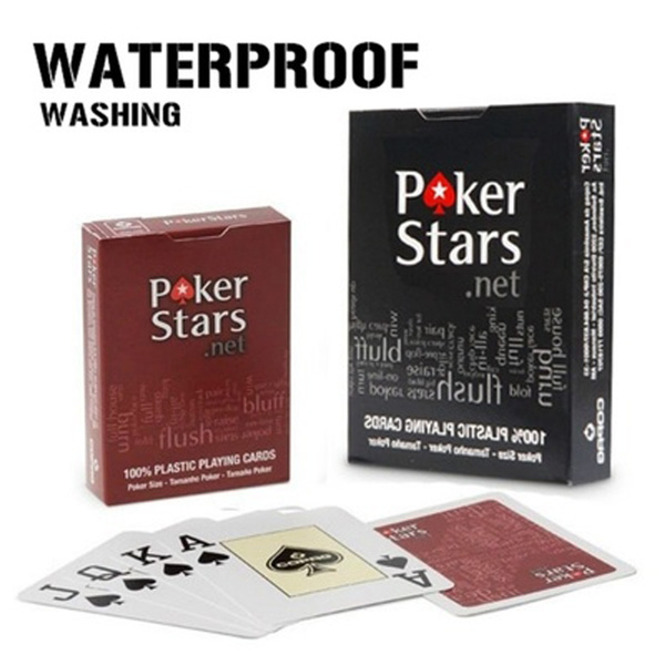 Poker, Star, gametoy, Waterproof