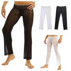 meshpant, Underwear, trousers, menlongpant