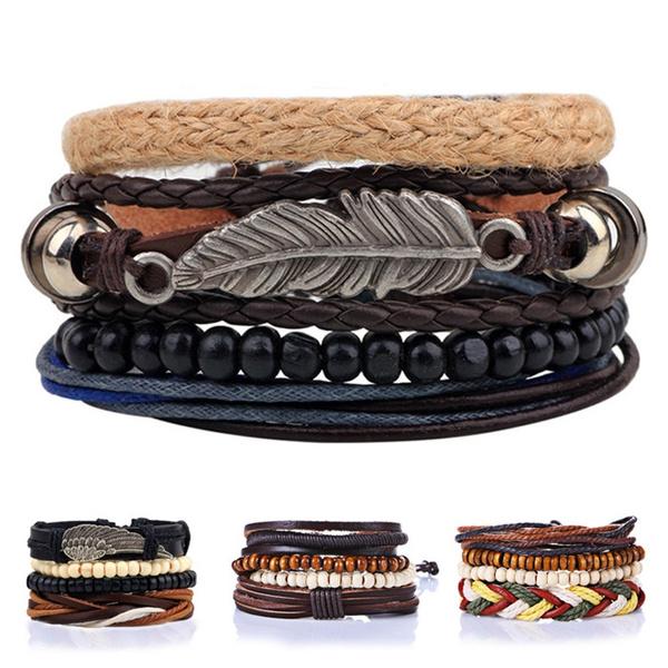 Charm Bracelet, infinity bracelet, beadsbraceelet, wovenbracelet