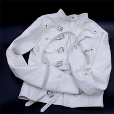 straight jacket, Fashion, Cosplay, asylumpatientstraightjacket