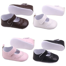 velcrocribshoe, Baby Shoes, leather, Princess