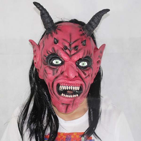 scary, devils, halloweencosplaymask, Masks