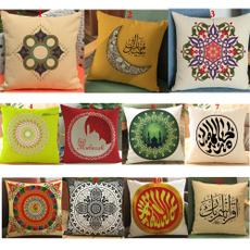 Cotton, Home Decor, Home & Living, squarepillow