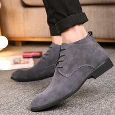 ankle boots, autumnwinter, Leather Boots, Classics