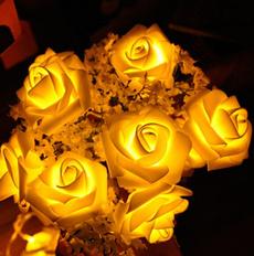 bedsidelamp, Night Light, Home Decor, romanticlight
