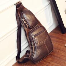 menschestbag, Shoulder Bags, menleatherchestbag, Fashion