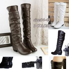 brown, Fashion, Winter, Womens Shoes