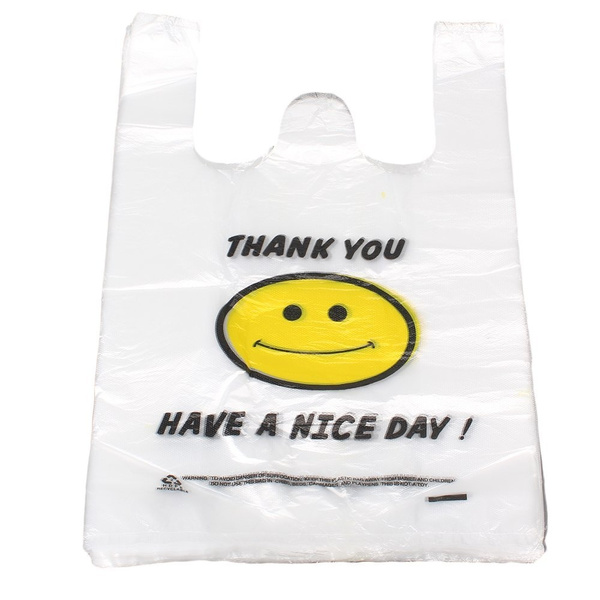 smiley, Face, recyclable, Bags