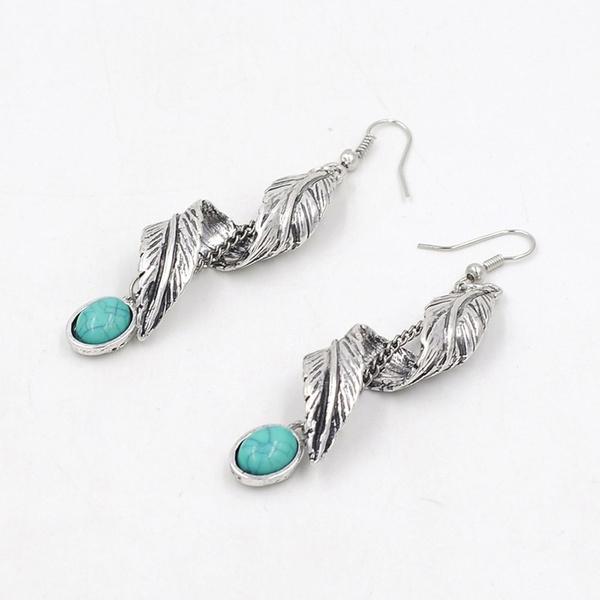 Tassels, Dangle Earring, Jewelry, Vintage