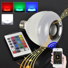 bluetoothledbulb, Remote, bluetoothspeakerbulb, ledbulbforsmartphone
