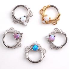 Steel, Fashion, Jewelry, opals