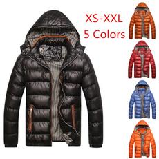 parkamen, winter coat, Jackets for men, Down Jacket