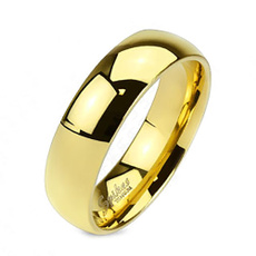 yellow gold, goldplated, Fashion, wedding ring