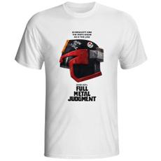 women t shirt, Fashion, Cotton T Shirt, fullmetaljudgement