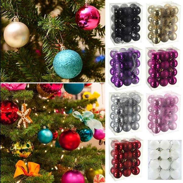 glitterchristmasball, Christmas, festive, Tree