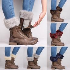 Hosiery & Socks, Women S Clothing, fur, Winter