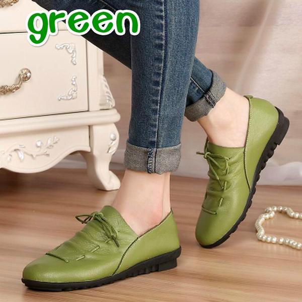 casual shoes, Flats, Fashion, Genuine
