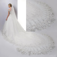 Lace, bridalveil, lacebridalveil, weddingdressbridalveil
