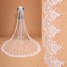 longbridalveil, Lace, bridalveil, Wedding