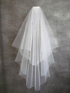 Ivory, Fashion, Lace, bridalveil