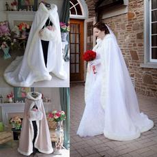 Shorts, fur, Bride, bridesmaidsshawl