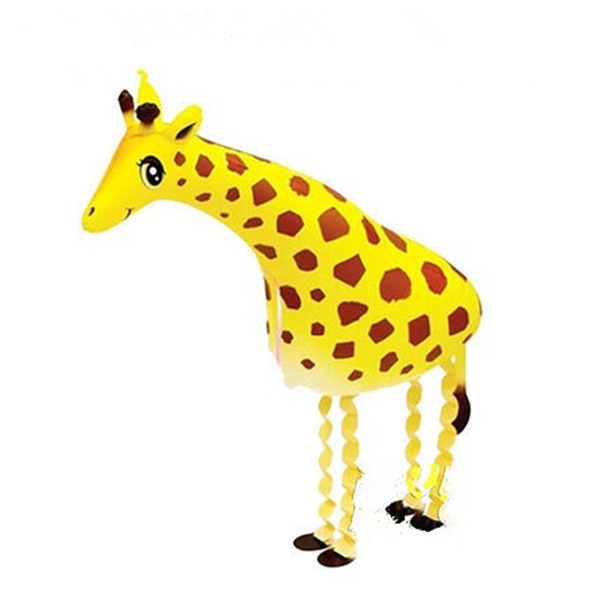 walkinggiraffeballoon, Decor, Toy, birthdaypartydecoration