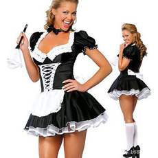Plus Size, Cosplay, Cosplay Costume, Sexy mini dress