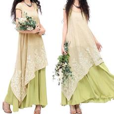 Plus Size, vestidoslongo, Sleeve, long dress