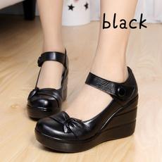 wedge, Fashion, Womens Shoes, antiskid
