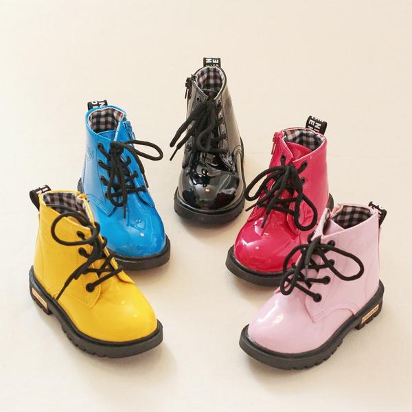 Boy, Children, Winter, Boots