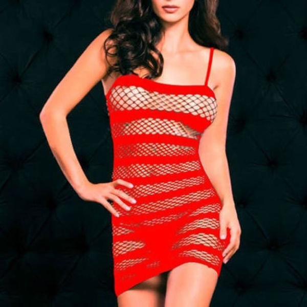 Fish Net, Dress, Women's Fashion, fishnetdre