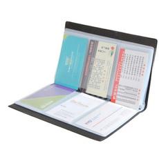 casekeeper, 120cardscasekeeper, Book, 120cardsleatherbusinessnameidcreditcardholder