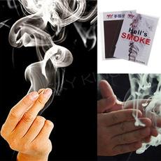 Fashion, magician, fingertipssmoke, Simple