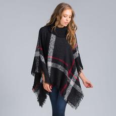 Knitting, Plus Size, 2016poncho, Winter