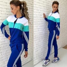 women track suit, track suit, sport suit women, Casual