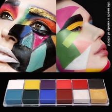 art, Beauty, facepainting, Makeup