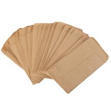 100pcskraftpaperbag, Gift Bags, kraftpaperbagswholesale, Vintage