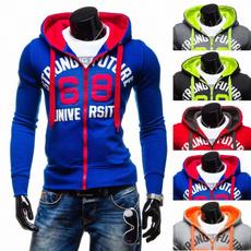 hoodiesformen, cardigan, Hoodies, Zip