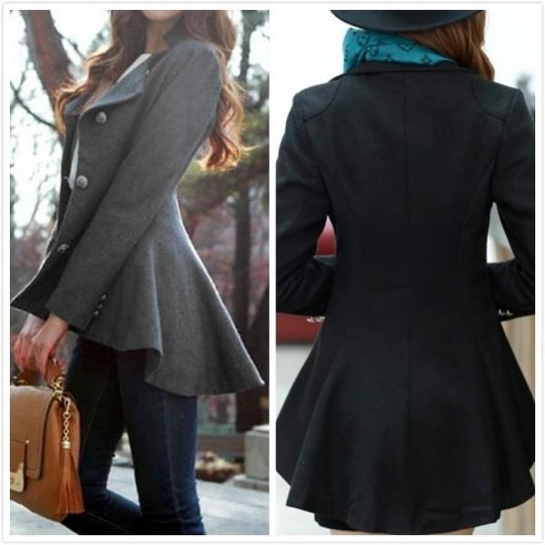 Fashion, Blazer, Winter, winter coat