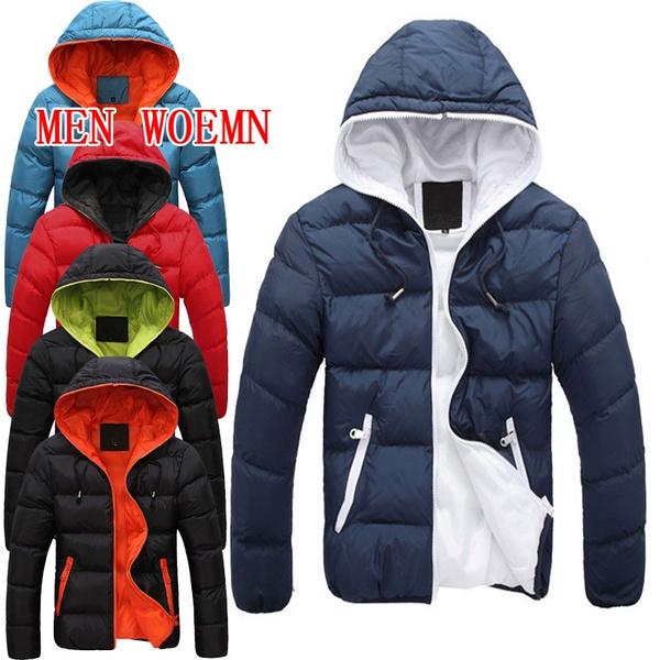 Down Jacket, Fashion, Cotton, Outerwear
