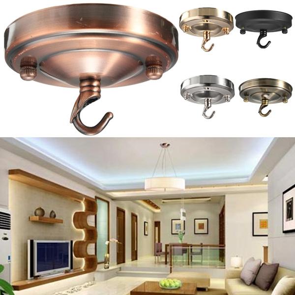 Decor, Vintage, Interior Design, Lamp