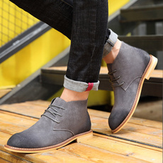 Suede, Leather Boots, Gifts For Men, leather