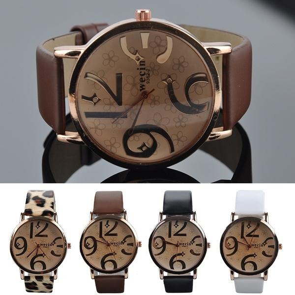 Fashion, Gifts, fashion watches, leather