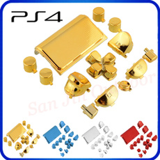 Playstation, Video Games, Jewelry, gold
