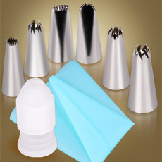 Steel, siliconeicingbag, pastrytool, Bags