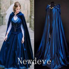 Blues, Princess, Coat, cloak