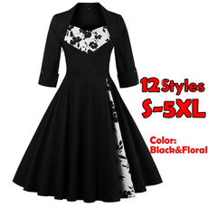 Swing dress, ballgowndresse, tunic, Sleeve