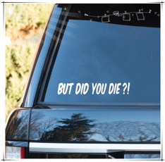 Funny, Car Sticker, Cars, Stickers